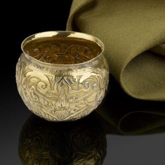 Rare Antique Silver Tumbler Cup, c.1600