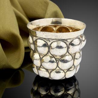 A silver gilt Nuremberg Beaker hallmark main
